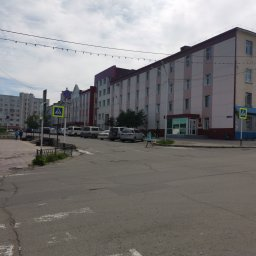 Gorky Avenue