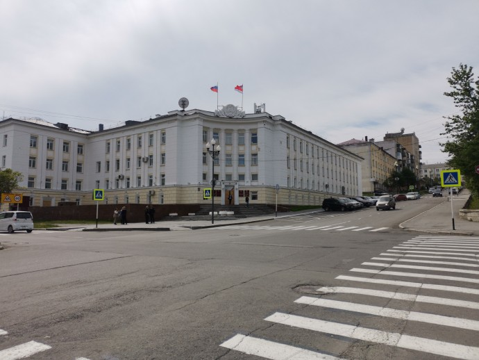 Administration of the Magadan region
